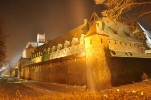 Zamek w Malborku (źródło: sxc.hu)