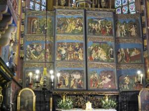 Wnętrze Kościoła Mariackiego w Krakowie, Ołtarz Wita Stwosza