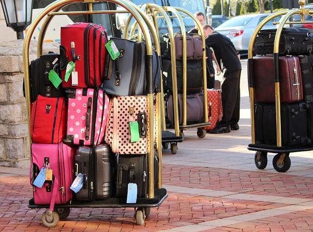 Co z bagażem w podróży samolotem
